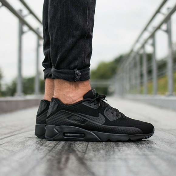 hot sale online c6c45 ab35d Nike air max 90 ultra moire triple black